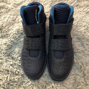 67beaf10c308 Nike Shoes - ✓ Nike Flystepper 2K3 Mens Premium Midnight Navy